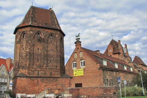 Baszta Narożna w Gdańsku