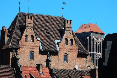 Schultz Tower in Gdansk