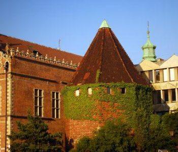 Baszta Słomiana w Gdańsku