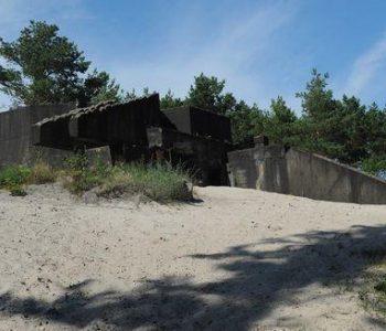 Blücher Battery in  Ustka