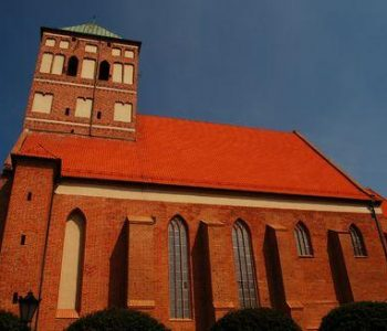 Bazylika pw. Ścięcia Św. Jana Chrzciciela w Chojnicach