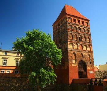 Brama Człuchowska w Chojnicach