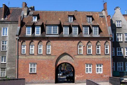 Brama Krowia w Gdańsku