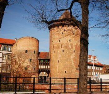 Brama Stągiewna w Gdańsku