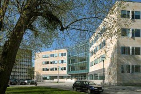 Budynek B Wydziały Elektroniki, Telekomunikacji i Informatyki Politechniki Gdańskiej