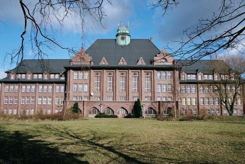 Budynek I Liceum Ogólnokształcącego w Lęborku