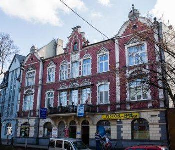Budynek mieszkalny przy ul. Gdańskiej 10 w Kartuzach