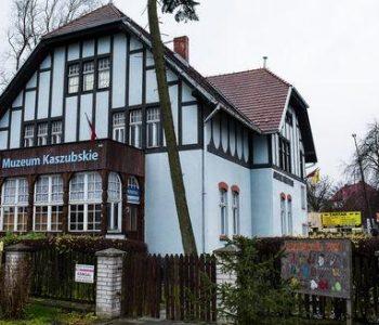 Budynek Muzeum Kaszubskiego im. Franciszka Tredera