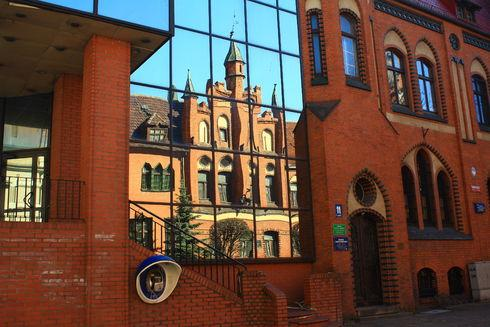 Budynek Poczty w Lęborku