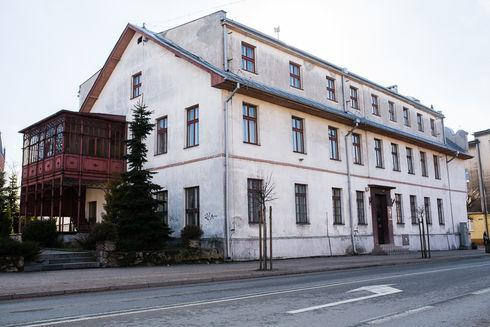 Budynek Sądu Rejonowego w Kartuzach