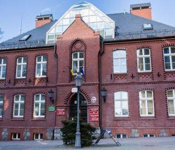 Budynek Starostwa Powiatowego w Kartuzach