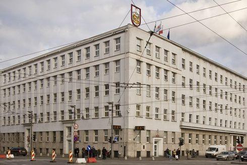 Budynek Urzędu Miasta Gdyni