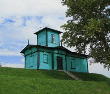 Budynek wodowskazu w Korzeniewie