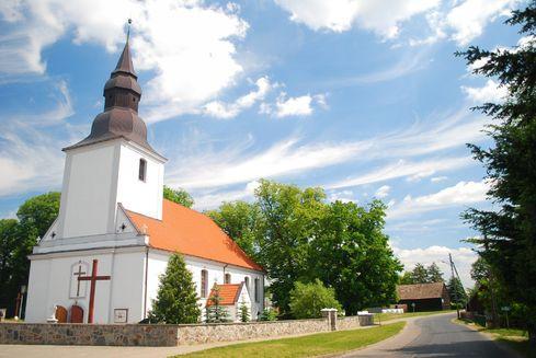 Saints Peter and Paul's Church in Konarzyny