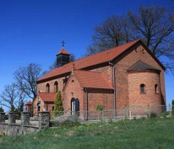 Kościół Św. Mikołaja Biskupa w Parchowie