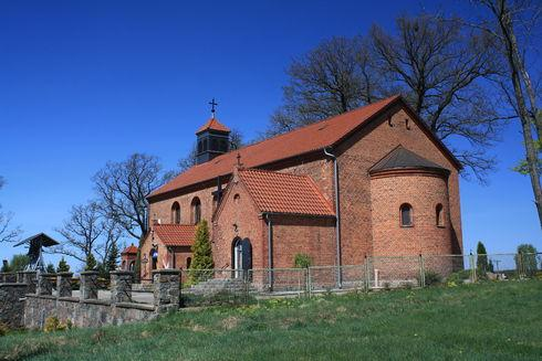 St. Nicholas the Bishop's Church in Parchowo