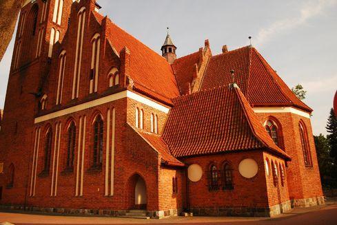 Kościół pw. Św. Marii Magdaleny w Czersku