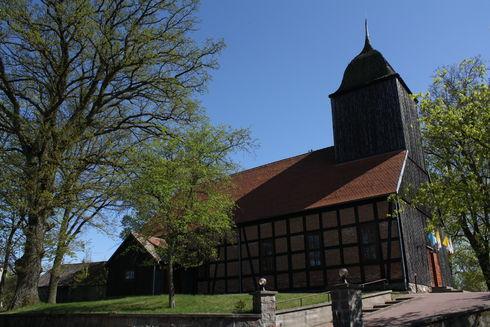 St. Mary Magdalene's Church in Ugoszcz