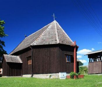 Kościół pw. Św. Andrzeja Apostoła w Nadziejewie