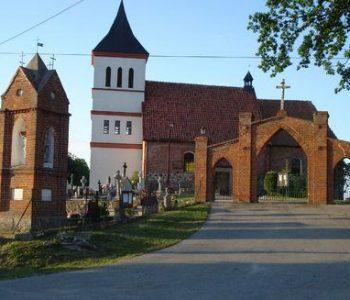 St. Catherine and St. Joseph's Church in Straszewo
