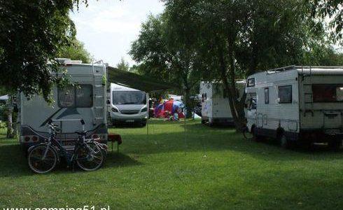 "Camping Site No. 51 ""Leśny"""
