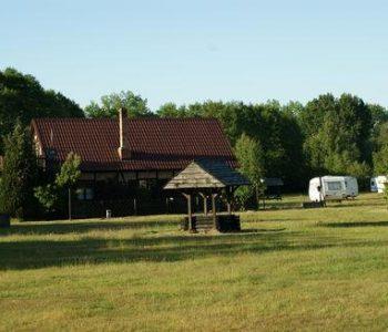 """Camping Nr 83 """"Kaszubski Zakątek"""" Białogóra"""