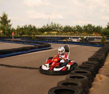 Canpol Racing w Człuchowie