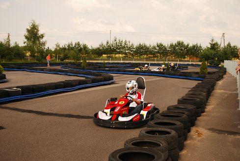 Canpol Racing in Człuchów