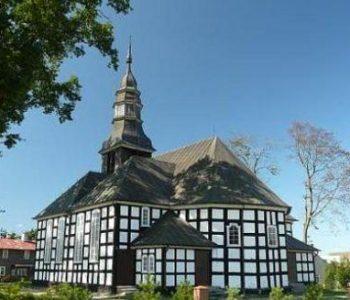 Kościół pw. Św. Wawrzyńca w Brzeziu