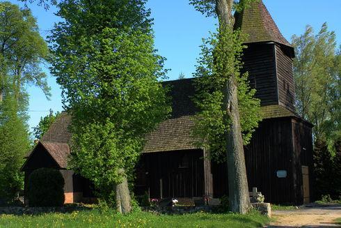 Kościół św. Apostołów Szymona  i Judy Tadeusza w Szczodrowie