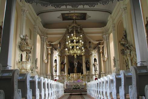 Kościół pw. św. Piotra i Pawła w Pogódkach