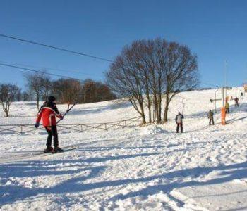 The Ski Resort in Przywidz