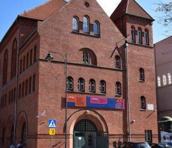 """Centrum Sztuki Współczesnej """"Łaźnia"""" w Gdańsku"""