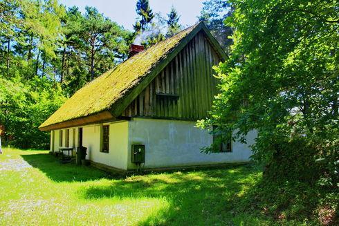 The Fisherman's Hut in Dębki