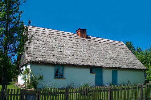 The Kashubian House in Swarzewo