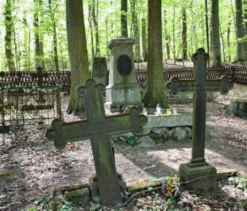 The Forest Ranger Cemetery in Pyszno