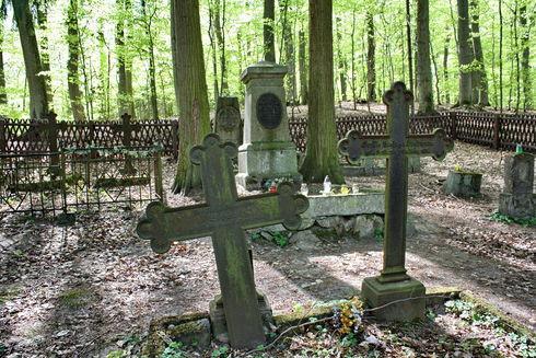 Cmentarz Leśników w Pysznie