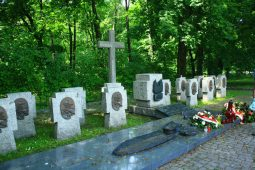 cmentarz obroncow westeplatte