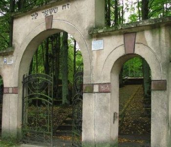 The Jewish Cemetery in Sopot