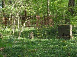 cmentarz w salinie