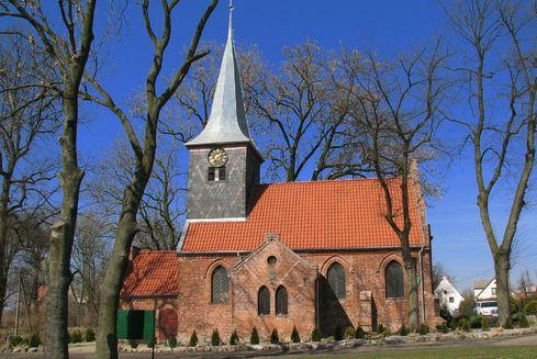 The Church of the Invention of the Holy Cross in Krzywe Koło