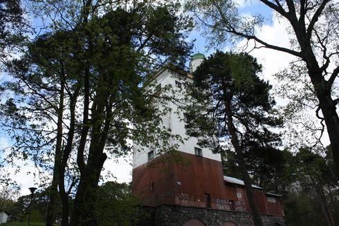 Dawna wieża Bismarcka w Lęborku