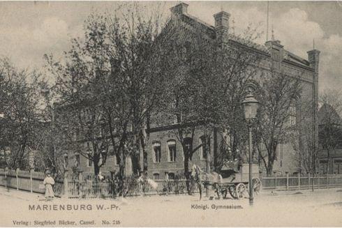 Dawne Gimnazjum miejskie w Malborku
