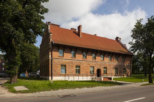 Dawny Szpital Jerozolimski w Malborku
