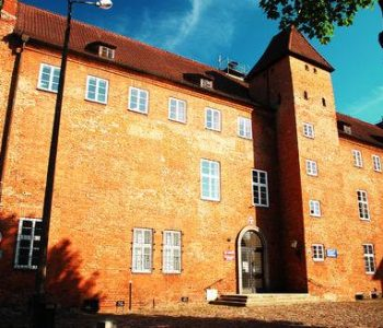 The Former Castle of the Teutonic Knights in Lębork