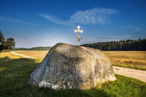 Diabelski Kamień w Owśnicach