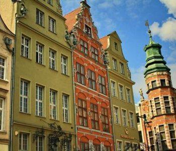 The Enden (Koniecki) House in Gdańsk