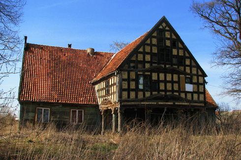 Dom podcieniowy w Orłowie