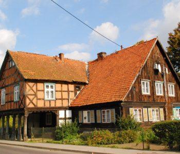 Dom podcieniowy nr 6 – Danziger Kopf w Żuławkach