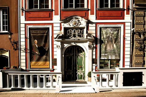 Dom Uphagena – oddział Muzeum Gdanska